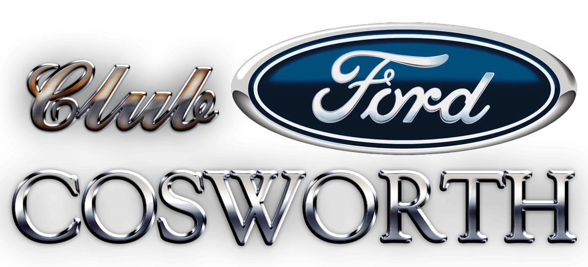 Logo du Club Ford Cosworth
